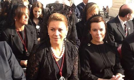 Dolores-Cospedal-Santamaria-Vaticano-PP_EDIIMA20121007_0102_13